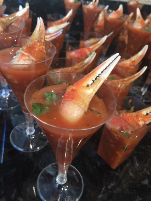 Lobster Claw Appetizer