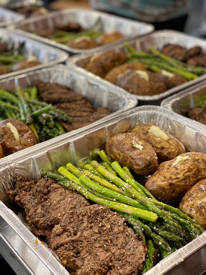 Ultimate Steak Dinner