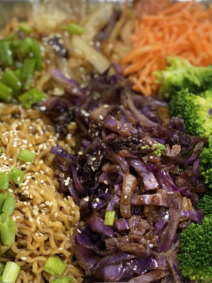 Veggie Ramen Noodles